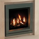 Gazco Riva 53 Designio Wall or Hearth Mounted Balanced Flue Gas Fire