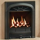 Gazco E-Box Richmond Balanced Flue Inset Gas Fire