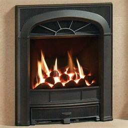 Gazco Logic HE Richmond Balanced Flue Gas Fire