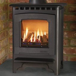 Gazco Marlborough2 Balanced Flue Gas Stove - Small