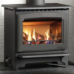 Gazco Marlborough2 Balanced Flue Gas Stove - Medium