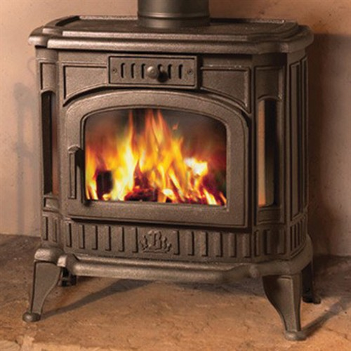 Broseley Winchester Cast Iron Gas Stove