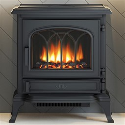 broseley canterbury cast iron electric stove. Black Bedroom Furniture Sets. Home Design Ideas