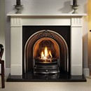 Gallery Clarendon Limestone Fireplace
