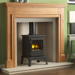 Gallery Howard Wooden Fireplace