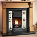 Gallery Bedford Wooden Fireplace