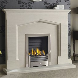 Gallery Coniston Limestone Fireplace Suite