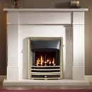 Gallery Rydal Limestone Fireplace Suite