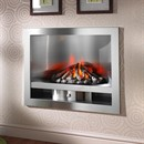 Crystal Fires Sunrise 4 sided Hole-in-the-Wall Gas Fireplace