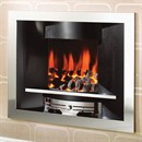 Crystal Fires Emerald Gas Fireplace