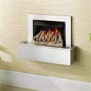 Crystal Fires Saphire Mk2 Baby Hole-in-the-Wall Gas Fireplace