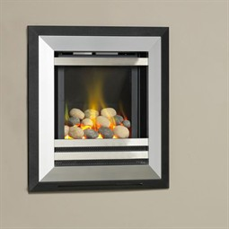 Flavel Diamond HE High Efficiency Hole-in-the-Wall Gas Fire