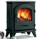 Broseley Serrano 3 Cast Iron Multi-Fuel Stove
