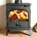 Dovre 250CBS Cast Iron Wood Burning Stove