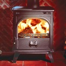 Dovre 250CBW Cast Iron Wood Burning / Smokeless Fuel Stove