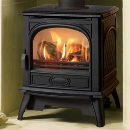 Dovre 280 Cast Iron Balanced Flue Gas Stove
