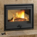 Dovre 2510 Double Sided Wood Burning / Multifuel Cassette Stove