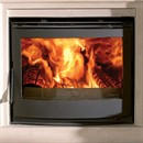 Dovre 2520 Multifuel / Wood Burning Cassette Stove