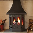 Dovre 2000 Multifuel / Wood Burning Fireplace Stove
