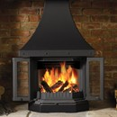 Dovre 2300CB Wood Burning Fireplace Stove