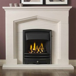 Gallery Kendal Limestone Fireplace Suite