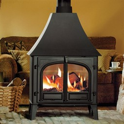 Stovax Stockton 11 Double Sided Wood Burning Stove (Mark 2)