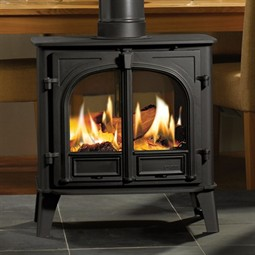 Stovax Stockton 8 Double Sided Wood Burning Stove (Mark 2)