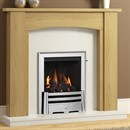 Be Modern Ambleton Wooden Fireplace Suite