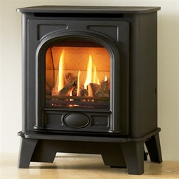 Gazco Stockton2 Balanced Flue Gas Stove - Small