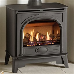 Gazco Stockton2 Balanced Flue Gas Stove - Medium