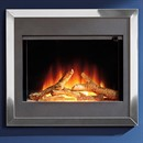 Flamerite Fires Atlanta Hole-in-the-Wall LED Electric Fire