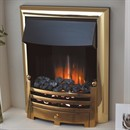Flamerite Fires Berkeley 2 LED Electric Fire
