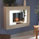 Flamerite Fires Aspiration Wall Mounted LED Electric Fireplace Suite