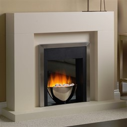 Flamerite Fires Cadenza 2 LED Electric Fireplace Suite