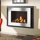 Crystal Fires Manhattan HE High Efficiency Gas Fire