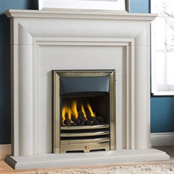 Gallery Ellerby Limestone Fireplace Suite