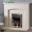 Gallery Dacre Limestone Fireplace Suite