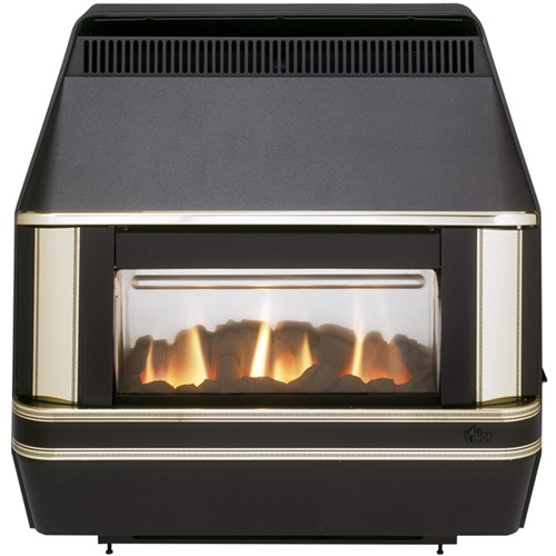 Valor Heartbeat Oxysafe Gas Fire
