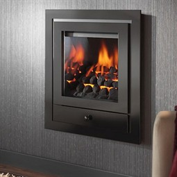 Crystal Fires Gem Royale 4 Sided Gas Fire