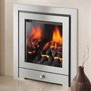 Crystal Fires Gem Royale Gas Fire (3 Sided)