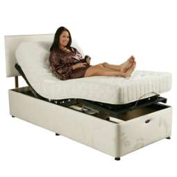 Restwell Chester Multi Adjustable Electric Bed - Single