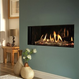 Verine Eden HE High Efficiency Gas Fireplace