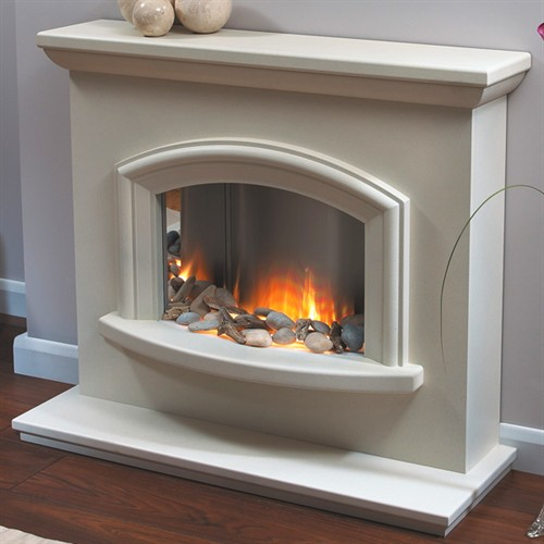 Flamerite Fires Mercia LED Electric Fireplace Suite