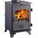 Hunter Hawk 3 Wood Burning / Multi-Fuel Stove