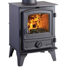 Hunter Hawk 4 Wood Burning / Multi-Fuel Stove