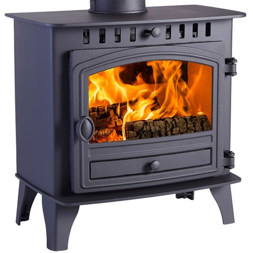 Hunter Herald 5 Slimline Wood Burning / Multi-Fuel Stove
