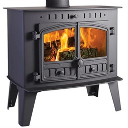Hunter Herald Inglenook Multi-Fuel Stove - High Output