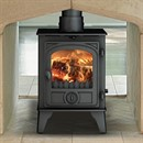 Hunter Hawk 4 Double Sided Wood Burning / Multi-Fuel Stove