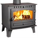 Hunter Herald 14 Multi-Fuel Central Heating Boiler Stove