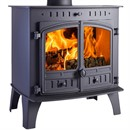 Hunter Herald 80B Wood Burning / Multi-Fuel Central Heating Boiler Stove